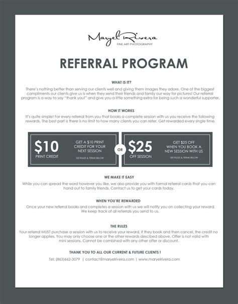referral program template 1000 images about hp marketing on