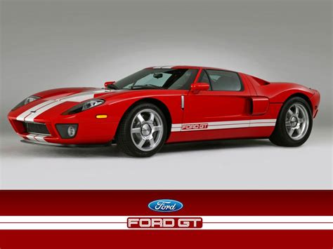 Ford Gt Sports Cars