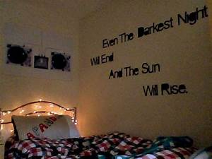 Wall Quotes For Bedroom | Roomspiration | Pinterest