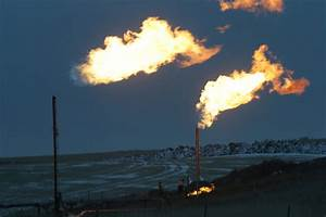 Industry In North Dakota To Cut Flared Natural Gas