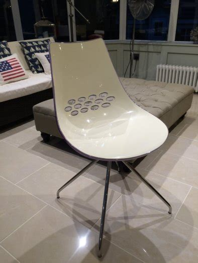 authentic calligaris jam chairs for kitchen or dining