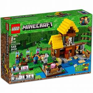 Lego Kz Bausatz Kaufen : lego minecraft farmh uschen 21144 lego world of games ~ Bigdaddyawards.com Haus und Dekorationen