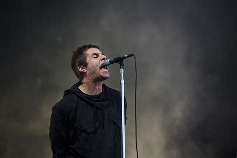 liam gallagher s voice gives out mid concert to fans dismay