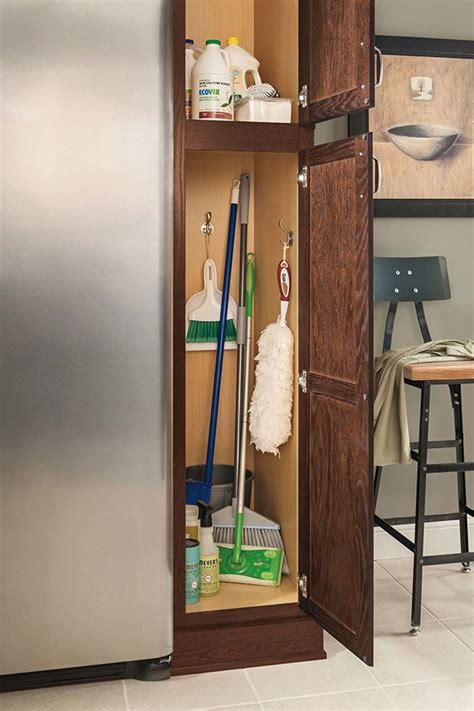 Best 25  Utility cabinets ideas on Pinterest   Broom