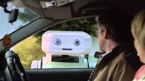 Brian The Robot Helps A Couple Save Money On Their Car