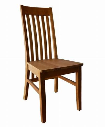 Chair Transparent Wooden Clipart Background Kitchen Wood