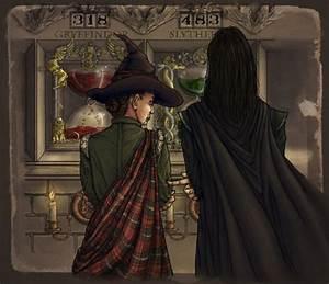 10 ships étranges avec Severus Snape expliqués ...