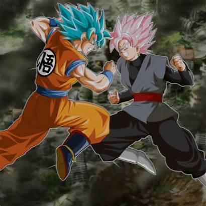 Goku Fought Introduction