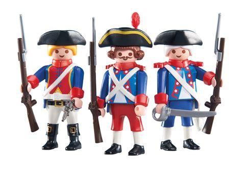 le bureau la garde 3 soldats de la garde royale 6436 playmobil