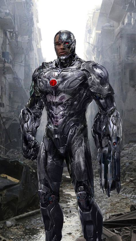 Cyborg Images 25 Best Images About Cyborg On The Justice