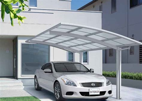 Cantilever Car Ports by Cantilever Single Carport Cantaport 5 1m X 2 7m