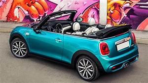 Em Nova Gera U00e7 U00e3o  Mini Cooper Cabrio Chega Ao Brasil