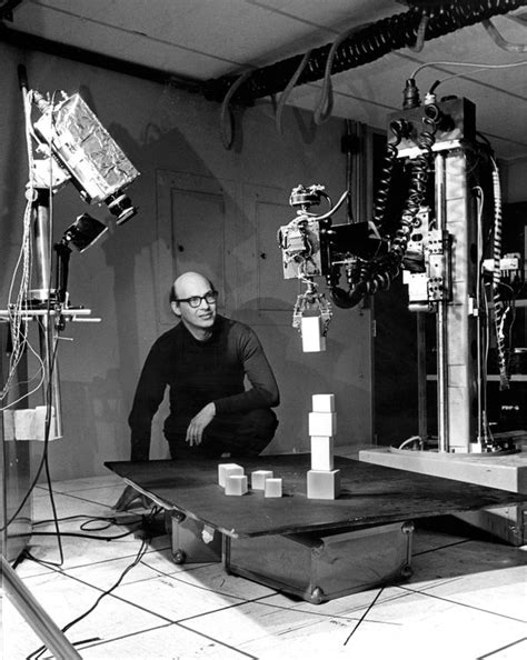 Marvin Minsky, Pioneer in Artificial Intelligence, Dies at