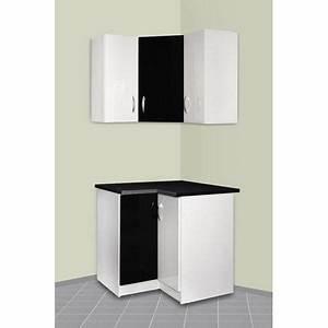 Meuble Cuisine Haut : meuble cuisine d 39 angle haut et bas oxane achat vente finition plinthe meuble cuisine d ~ Teatrodelosmanantiales.com Idées de Décoration