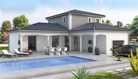 modele maison moderne mc immo