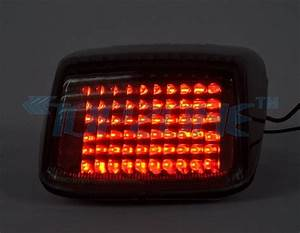 Led motorcycle tail light brake for harley davidson deuce in lights from automobiles