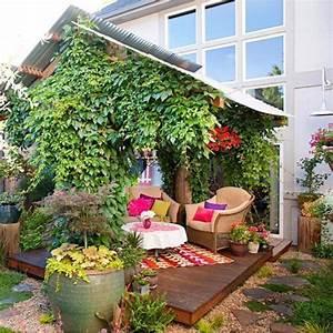Kleine Gärten Gestalten Bilder : 1001 gartenideen f r kleine g rten tolle designvorschl ge ~ Whattoseeinmadrid.com Haus und Dekorationen
