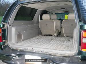 2001 Gmc Yukon Xl Interior Parts