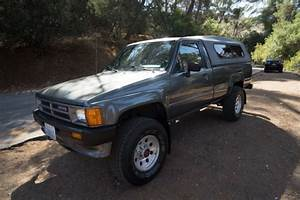 1987 Toyota 4x4 64k Original Miles Long Bed Manual Two