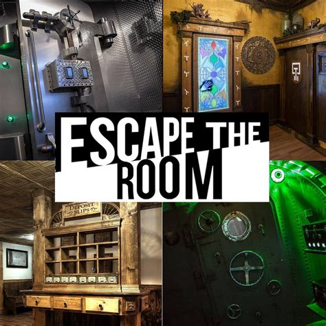 Escape The Room In Phoenix & Scottsdale  Best Escape Game