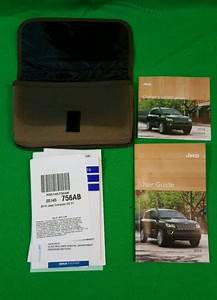 2014 Jeep Compass User Guide Owner U0026 39 S Manual Set  U0026 Case