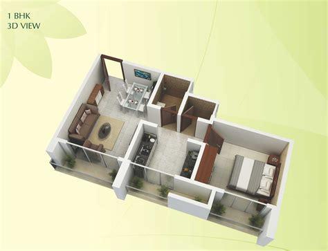 Home Design 1 Bhk : 1 Bhk At Anchor Park,vasai East Nallasopara East By