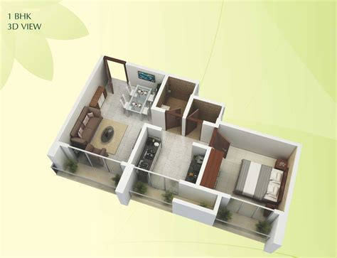 2 Bhk Flat At Anchor Park,vasai East Nallasopara East By