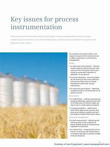 Instrumentation, Automation and Control Solutions for the ...