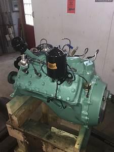 Flathead V8 Engine Color
