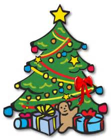 Free Christmas Tree Clip Art Images