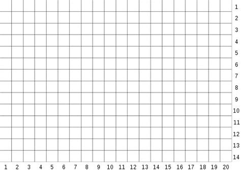 printable graph paper    coordinate grid graph