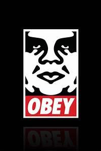 Obey HD Wallpaper - WallpaperSafari