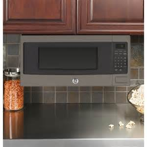 Under The Cabinet Microwaves by Pem31efes Ge Profile 1 1 Cu Ft Countertop Or Built In