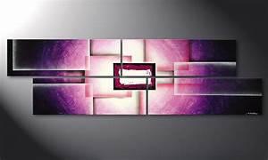 Wandbilder Für Wohnzimmer : das wohnzimmer bild purple sun 200x60cm wandbilder xxl ~ Sanjose-hotels-ca.com Haus und Dekorationen