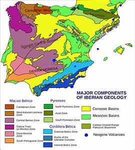 Geology of the Iberian Peninsula - Wikipedia