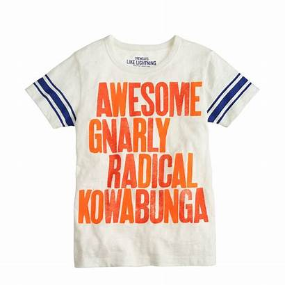 Boys Graphic Tee Gnarly Shirts Jcrew Cool