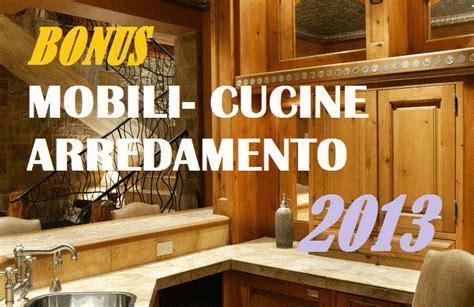 detrazione arredamento detrazioni 2013 mobili cucine e arredamento