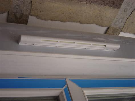 aeration avec filtre sur chaque fen 234 tre sauf
