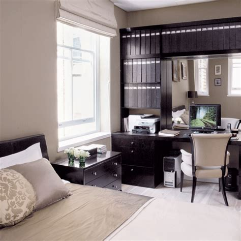 Bedroom With Office Decorating Ideas Example Yvotubecom