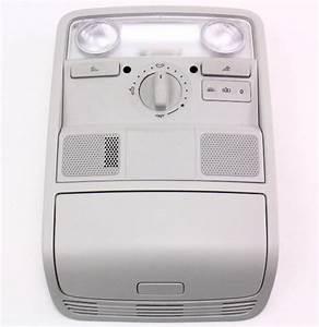 Dome Map Light Sunroof Switch 06-10 Vw Passat B6