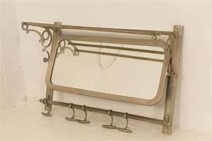 Spiegel Art Deco : art deco kapstok met spiegel catawiki ~ Whattoseeinmadrid.com Haus und Dekorationen