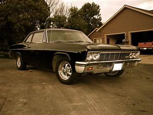 Chevrolet Bel Air  Biscayne And Impala 1966 Complete