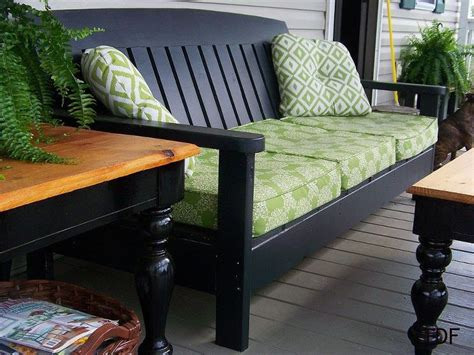Cheap Porch Furniture by Diy Porch Furniture From White Plans Furniture