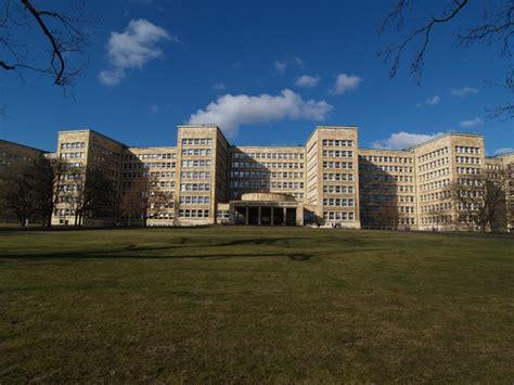 Frankfurt, Germany Ig Farben Building View