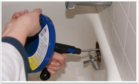 How To Snake A Bathroom Sink Drain by How To Unclog A Bathroom Sink Drain In The Wall