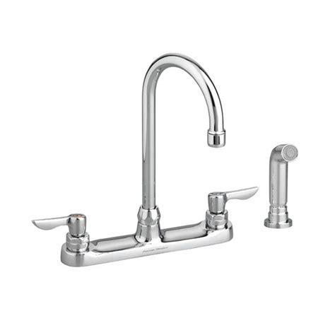 reach kitchen faucet standard monterrey 2 handle standard kitchen