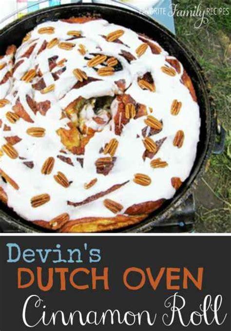 Best Dutch Oven Camping Recipes