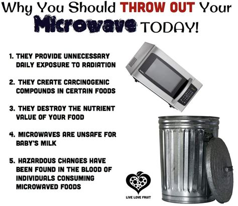 is it safe to put a microwave in a cabinet debunked the dangers of microwave ovens metabunk