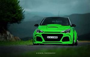 Hyundai Elite I20 Widebody Edition By Custom Designz