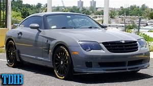 Supercharged Chrysler Crossfire Srt6 Review  The Weirdest
